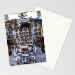 Ilyushin IL-18 Cockpit Stationery Cards