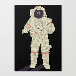 Spacesuit Canvas Print