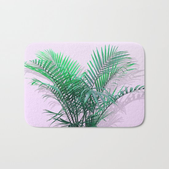 Palms on Musk Bath Mat