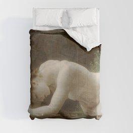 BIBLIS - WILLIAM-ADOLPHE BOUGUEREAU Comforters