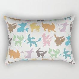 Eeveelution Rectangular Pillow