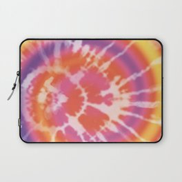 Tie-dye pattern Laptop Sleeve