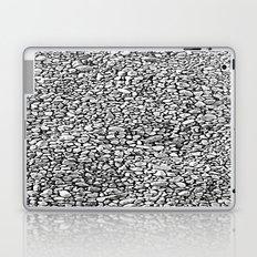 Black & White Rocks Laptop & iPad Skin