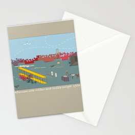 Wilbur and Orville Wright, 1903 (c) Stationery Cards