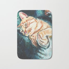 Is This Your Cat? Bath Mat