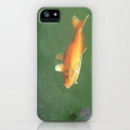 K O I iPhone Case
