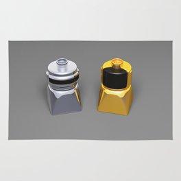 Duplo Daft Punk Rug