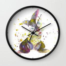 Thumper Wall Clock