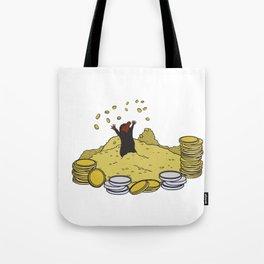 Happy As A Niffler! Tote Bag