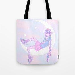 Lunar Ranger Tote Bag