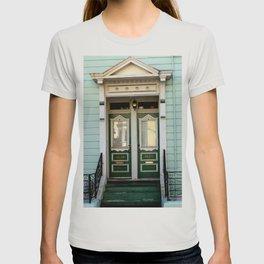 Main Entrance, Not Built For Comfort... T-shirt