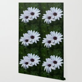 Friendship - Two African Daisies Wallpaper