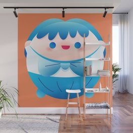 Too Much Candy Series - Sailer Mecury Wall Mural
