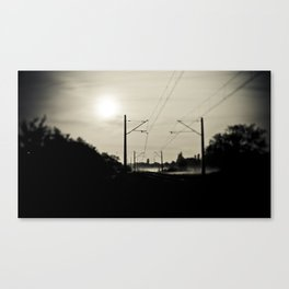 Further Away Canvas Print