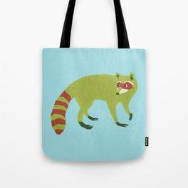 Raccooooooon Tote Bag