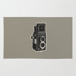 Rolleicord Rug
