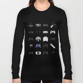 Console Evolution Long Sleeve T-shirt