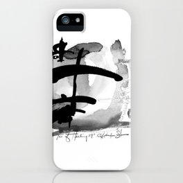 Tao Of Healing No. 29I by Kathy Morton Stanion iPhone Case