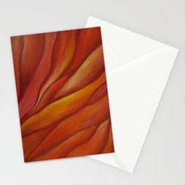 Mars Sunset Stationery Cards