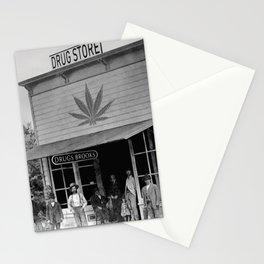 Drug Store #1 Stationery Cards
