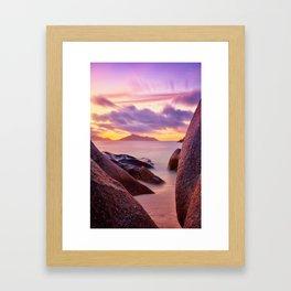 end is near Framed Art Print