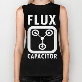 Flux Capacitor Biker Tank