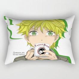 (sp) Tweek Tweak Rectangular Pillow