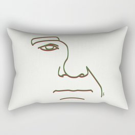 Murray Christmas Rectangular Pillow