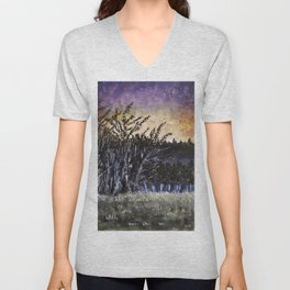 Come the Dawn Unisex V-Neck