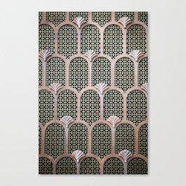 Art Deco Detail  Canvas Print