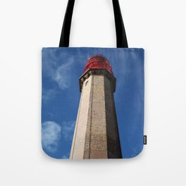 Lighthouse Flügge - Leuchtturm Flügge Tote Bag