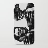 pulp iPhone & iPod Cases featuring Pulp Fiction by Motohiro NEZU