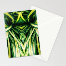 50 Shades of Green (3) Stationery Cards