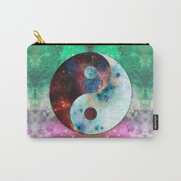Ying-Yang Galaxy Carry-All Pouch