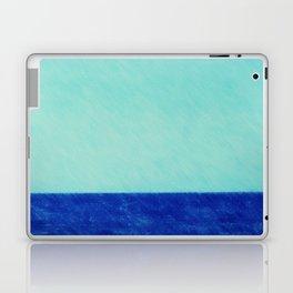 sea, blue, horizon, turquoise, greenish-blue, vocation, summer, leisure, beach, ocean, gulf Laptop & iPad Skin
