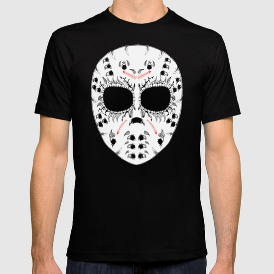Viernes The 13Th Sugar Skull T-shirt