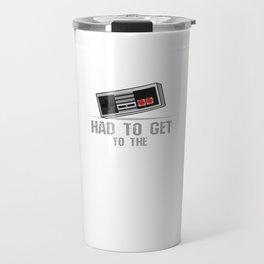 Save Points Funny Gamer Travel Mug