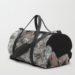Crystal mountain Landscape Duffle Bag