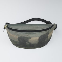 Two Women on the Peat Moor Fanny Pack