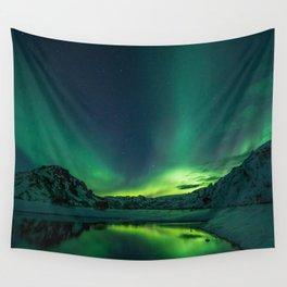 Aurora Borealis Wall Tapestry