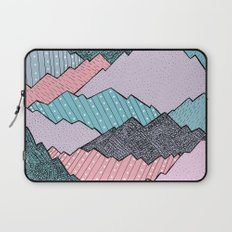 Mountain Tones Laptop Sleeve