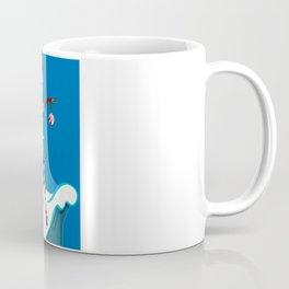 Grinchette Pinup Coffee Mug