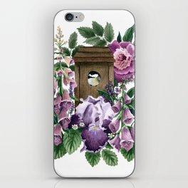 Garden Home iPhone Skin