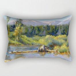 Heavenly View Rectangular Pillow