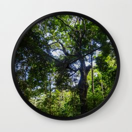Lost Until Death - Colombia Wall Clock