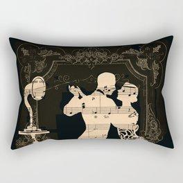 Romance D Automne Rectangular Pillow
