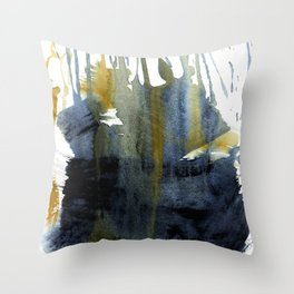 sixteen percent Throw Pillow