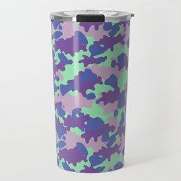 Camouflage Blot Travel Mug