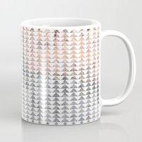 Triangles II Mug