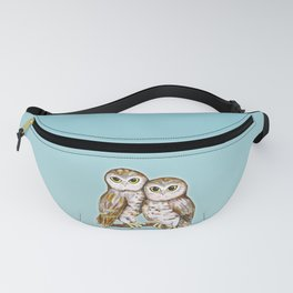 Two cute owls Fanny Pack
